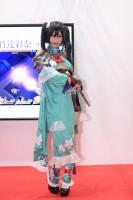 東京ゲームショウ2018 1日目(9月20日)コスプレ美女大集合!(C)oricon ME inc.