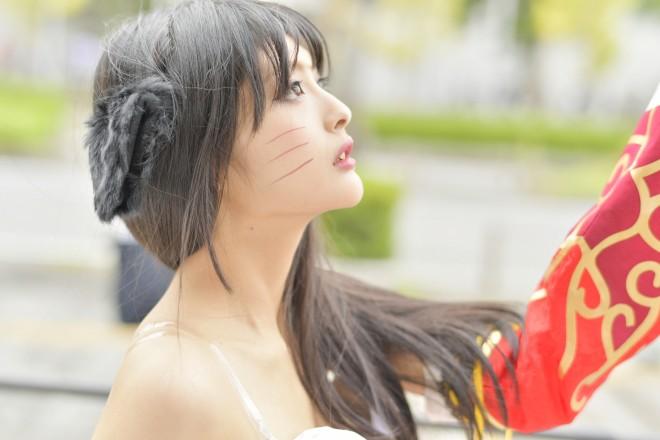 『東京ゲームショウ2017』コスプレイヤー・ゆづかさん
