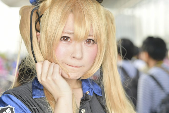 『東京ゲームショウ2017』コスプレイヤー・七海さとるさん