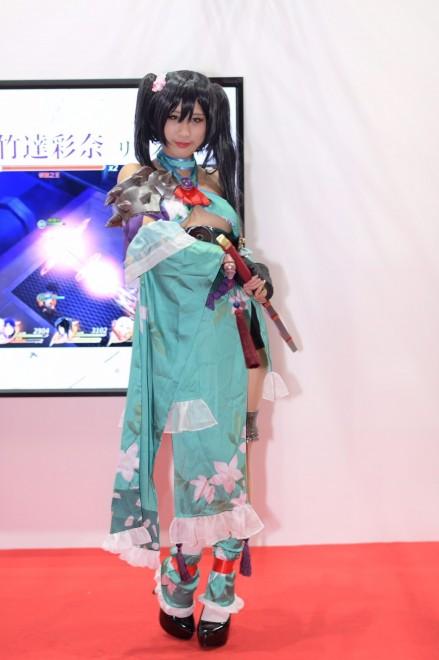 『東京ゲームショウ2018(TGS)』で発見! 『神無月 SHINNAZUKI』 花宮いのりさん