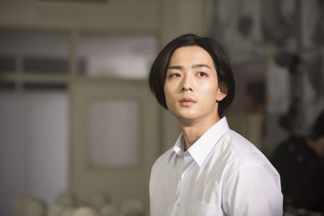 川合浩介(竜星涼) 映画『先生!、、、好きになってもいいですか?』劇中カット