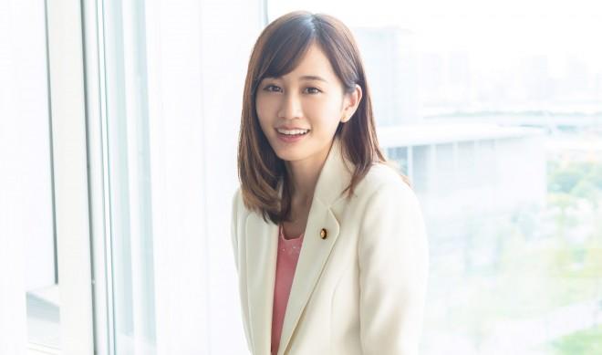 前田敦子 ドラマ『民衆の敵〜世の中、おかしくないですか!?〜』インタビュー