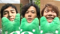稲垣吾郎、草なぎ剛、香取慎吾 AbemaTV『72時間ホンネテレビ』