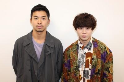 太賀&矢本悠馬