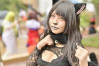 『池袋ハロウィンコスプレフェス2017』コスプレイヤー・バロすけさん<br>(オリジナル)