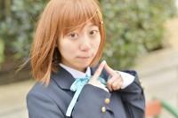 『池袋ハロウィンコスプレフェス2017』コスプレイヤー・右茄さん<br>(『けいおん!』平沢唯)
