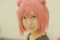 『池袋ハロウィンコスプレフェス2017』コスプレイヤー・小町くるみさん<br>(『ゆるゆり』赤座あかり)