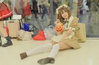 『池袋ハロウィンコスプレフェス2017』コスプレイヤー・御崎ゆりかさん<br>(オリジナル)
