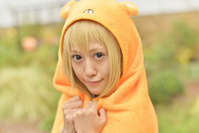 コスプレイヤー・小町くるみさん @komakuru96(『干物妹!うまるちゃんR』土間うまる)
