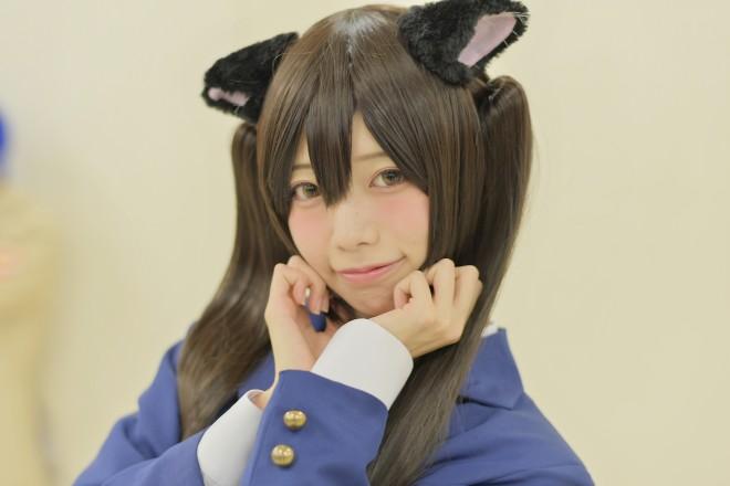 コスプレイヤー・ひなしゅあさん @hina_shua (『けいおん!』中野梓)