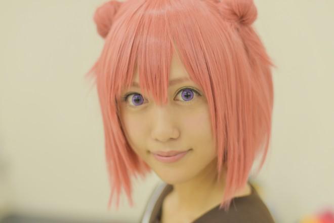 コスプレイヤー・小町くるみさん @komakuru96(『ゆるゆり』赤座あかり)