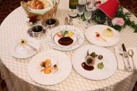『ラストレシピ 〜麒麟の舌の記憶〜』プレミアム晩餐会 「大日本帝国食菜全席」より