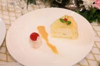 『ラストレシピ 〜麒麟の舌の記憶〜』プレミアム晩餐会 「露国風洋梨乳酪冷菓」