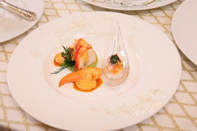 『ラストレシピ 〜麒麟の舌の記憶〜』プレミアム晩餐会 「深海の時へ」