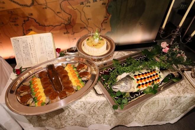 『ラストレシピ 〜麒麟の舌の記憶〜』プレミアム晩餐会 帝国ホテル吉川兼吉レシピ