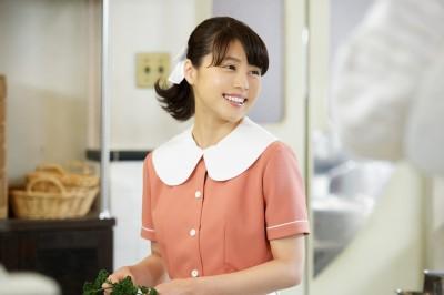 有村架純(C)NHK