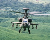 【戦闘ヘリコプター】略称:AH-64D 愛称:アパッチ・ロングボウ