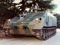 【96式自走120mm迫撃砲】略称:120MSR 愛称:ゴットハンマー