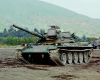 【74式戦車】 略称:74TK 愛称:ナナヨン