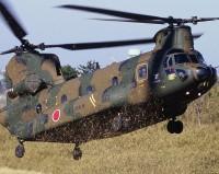 【輸送ヘリコプター】略称:CH-47JA 愛称:チヌーク
