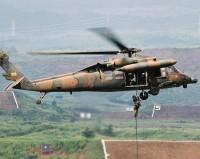 【多用途ヘリコプター】略称:UH-60JA 愛称:ブラックホーク