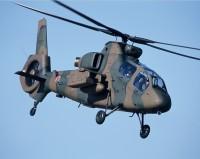 【観測ヘリコプター】略称:OH-1 愛称:ニンジャ