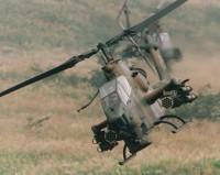 【対戦車ヘリコプター】略称:AH-1S 愛称:コブラ