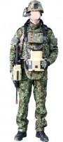 """防衛省が""""ガンダムの実現に向けて""""と銘打って取り組んでいた【先進個人装備システム】"""