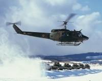 【多用途ヘリコプター】略称:UH-1J 愛称:ヒューイ