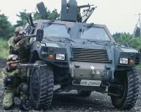 【軽装甲機動車】 略称:LAV 愛称:ライトアーマー