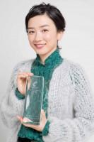 「第9回 コンフィデンスアワード・ドラマ賞」で新人賞を受賞した永野芽郁 (撮影:草刈雅之)