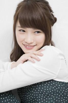 AKB48卒業後、女優として幅広く活躍している川栄李奈(写真:草刈雅之)