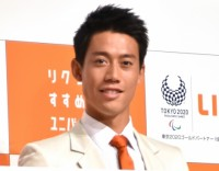 錦織圭選手 (C)ORICON NewS inc.