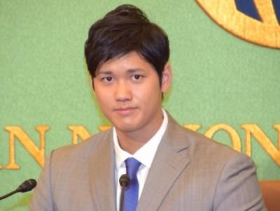 メジャーリーグに挑戦する大谷翔平選手