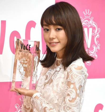 桐谷美玲 (C)ORICON NewS inc.