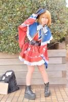 『acosta! コスプレイベント』(11月25日 池袋サンシャインシティ)コスプレイヤー・无梦さん<br>(『ラブライブ!』小泉花陽)