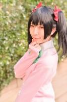 『acosta! コスプレイベント』(11月25日 池袋サンシャインシティ)コスプレイヤー・じぇりさん<br>(『ラブライブ!』矢澤にこ)