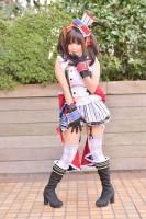 『acosta! コスプレイベント』(11月25日 池袋サンシャインシティ)コスプレイヤー・KIPIさん<br>(『ラブライブ!』矢澤にこ)