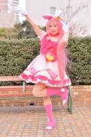 『acosta! コスプレイベント』(11月25日 池袋サンシャインシティ)コスプレイヤー・はるかさん<br>(『キラキラ プリキュアアラモード』キュアホイップ)