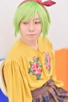 『acosta! コスプレイベント』(11月25日 池袋サンシャインシティ)コスプレイヤー・NaTu。さん<br>(『A3!』瑠璃川幸)