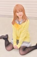 『acosta! コスプレイベント』(11月25日 池袋サンシャインシティ)コスプレイヤー・しおさん<br>(『ラブライブ!サンシャイン!!』国木田花丸)