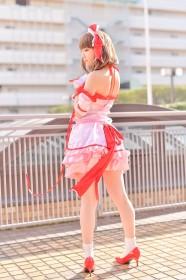 『アイドルマスター シンデレラガールズ』佐久間まゆのコスプレ 雪乃いロリさん  @cosrori