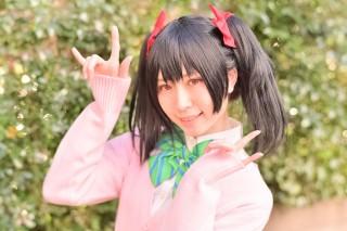 『ラブライブ!』矢澤にこのコスプレ じぇりさん  @Em24Lv
