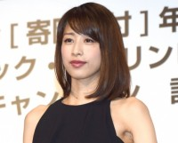 加藤綾子(C)ORICON NewS inc.