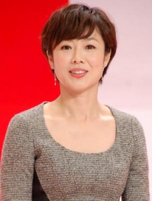 昨年より2ランクアップしたNHK・有働由美子アナ