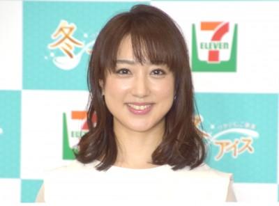 運動音痴ぶりが話題、川田裕美アナ(C)ORICON NewS inc.