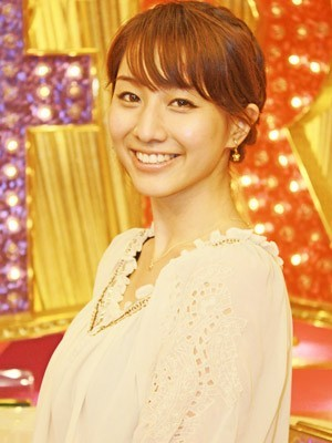 TBSアナウンサー時代の田中みな実 (C)ORICON NewS inc.