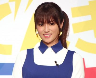 ヘルシーな美ボディが魅力の深田恭子