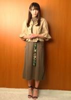 欅坂46 渡辺梨加 1st写真集 『饒舌な眼差し』インタビュー
