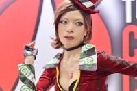 『東京コミコン2017』コスプレイヤー・奈々井りんさん<br>(Mad Moxxi)
